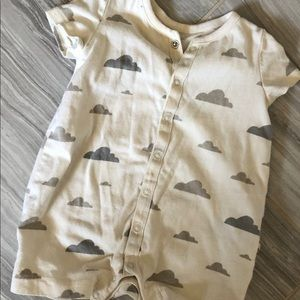 Baby Gap Cloud Romper